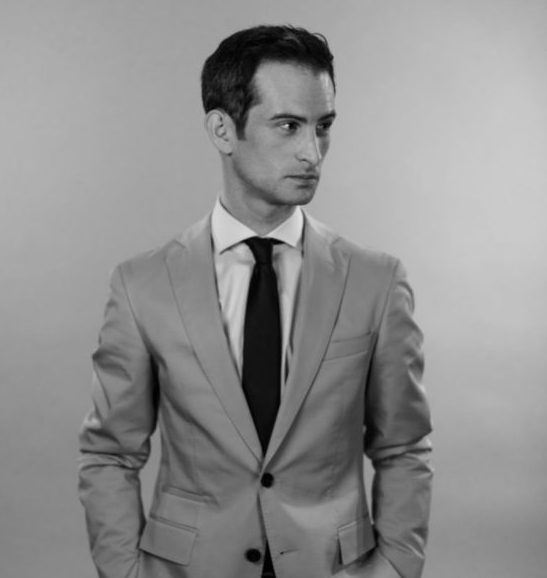 Anthony Strong / Hugo Boss