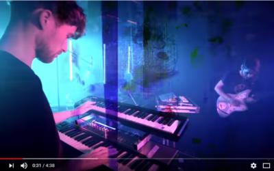 """Strobes – The Skinny Premieres New Video for """"Winder"""""""