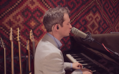 Anthony Strong Live Sessions – Taking a Chance on Love
