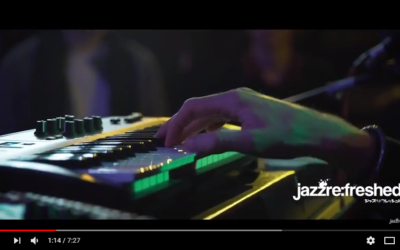 Dominic J Marshall – Jazz Re:freshed feature!